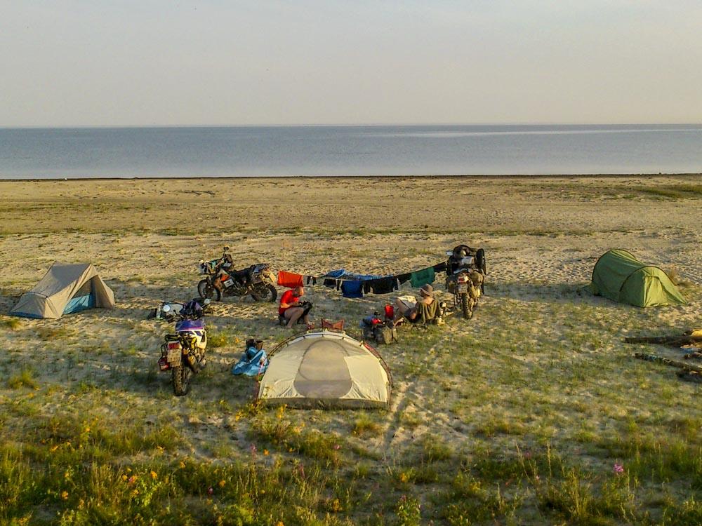 Camp Ausrüstung