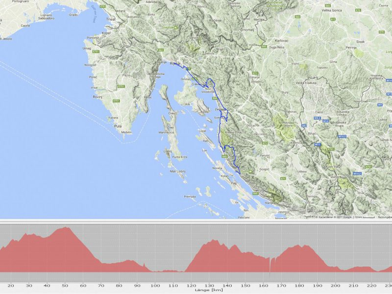 Eastern Adriatic 2013