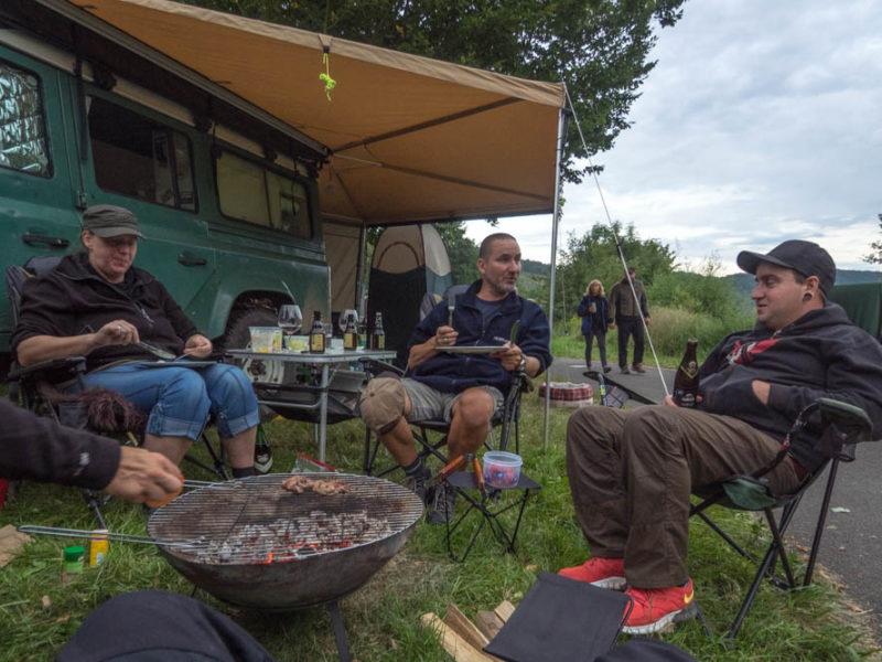 Willys Fernreisemobil Treffen 01.09.-03.09.2017